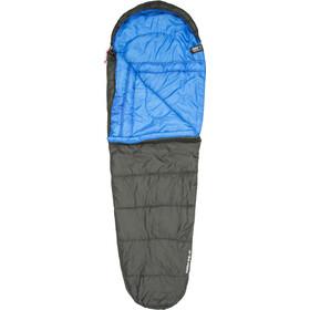 High Peak TR 300 Schlafsack rechts anthrazit/blau